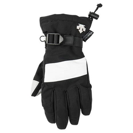 LADIES GLOVE DGL-7026W BLK