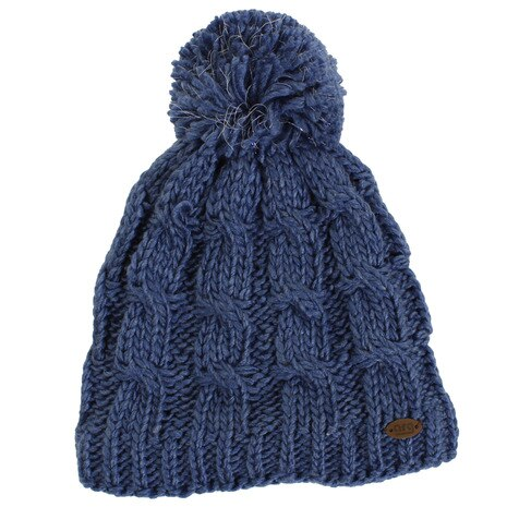 CABLE GLISTEN BEANIE ニット帽 ARB7023 SCOUT