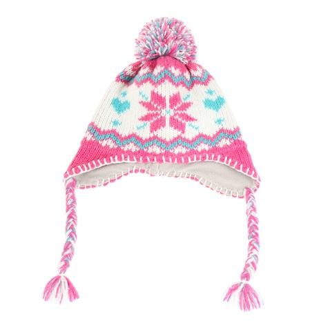 Snow Crystal Girls Earflap PS9H8HW94 PK