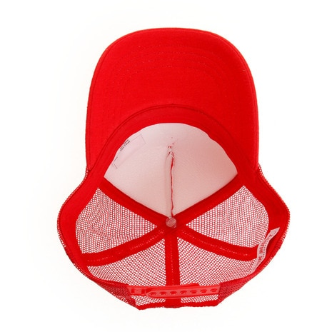 Kids CollegeMeshCap YG-5009 RED