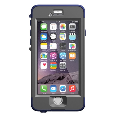 LIFEPROOF nuud for iPhone6 Case Blue
