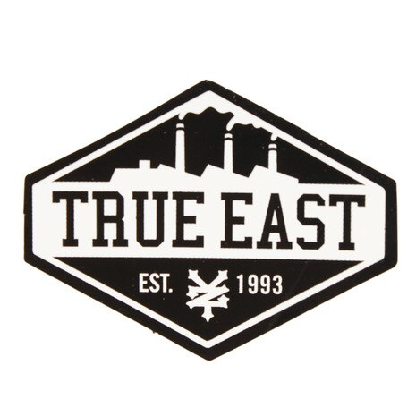 ステッカー TRUE EAST MD