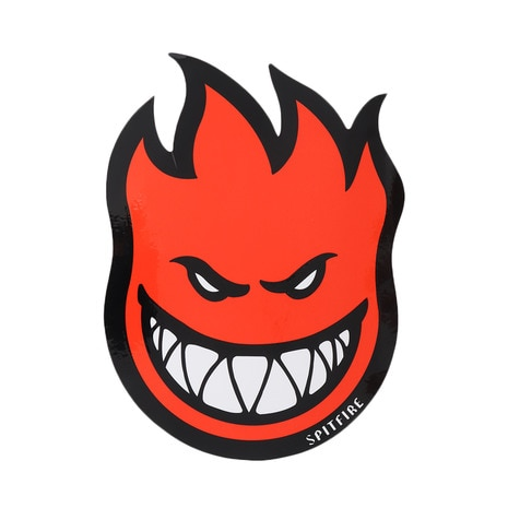 ステッカー FIRE BALL M RED