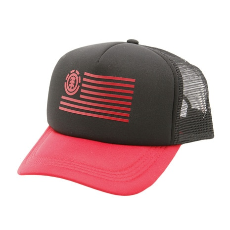 TREE STRIPES CAP AH021914 RED