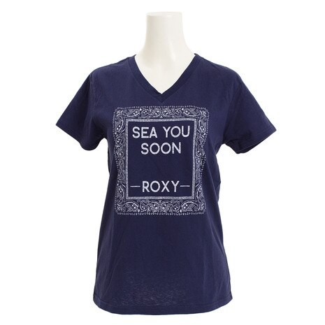 SEA YOU SOON Tシャツ 18SPRST181605YNVY