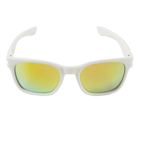 ジュニア FASHION GLASSES MIRROR WHITE SFKY1727