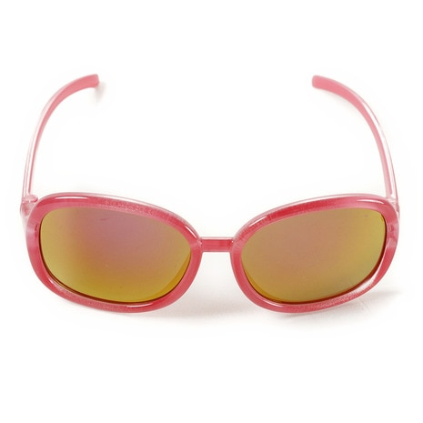 ジュニア FASHION GLASSES MIRROR PINK SFKY1730