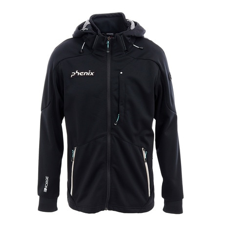 NORWAY ALPINE TEAM SOFT SHELL ジャケット PF972KT01 BK