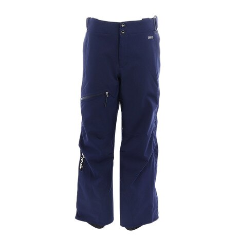 TEAM FULL ZIPPED PANTS PF972OB04 DN スキーウェア パン