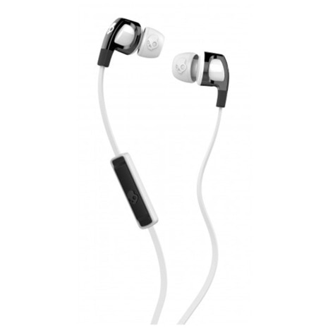 Smokin Buds 2 Wireless White Chrome Mic2 Bluetooth アクセサリ イヤホン Z-0S2PGHW-177 ホワイト