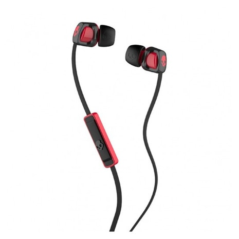 Smokin Buds 2 Wireless Black/Red/Black Mic2 Bluetooth アクセサリ イヤホン Z-0S2PGHW-521 ブラック×レッド