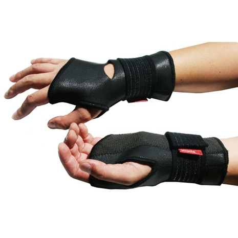 "ヨロイ 鎧 YOROI POWER WRIST GUARD ""TITAN"" (NJB) YR885 WOMEN'S リストガード"