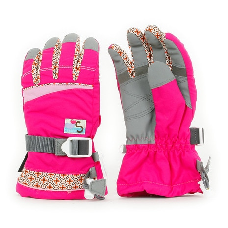 17 JGIRLS DRIVENT GLOVE SR-26JG PNK ピンク