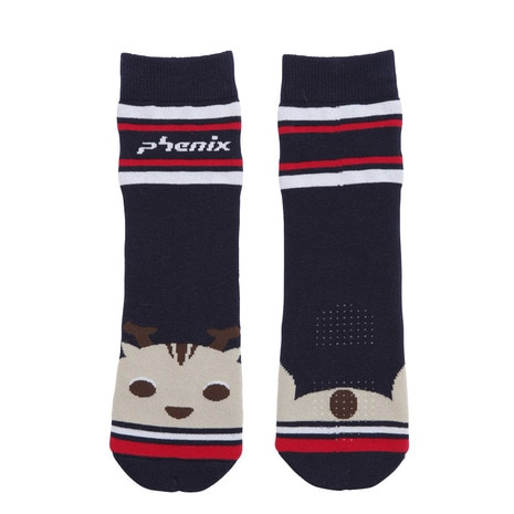 Character Tube Socks PS5G8SO70 ネイビー