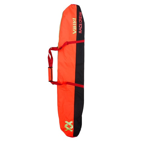 20 RC DOUBLE SKI BAG 195CM RED 169560