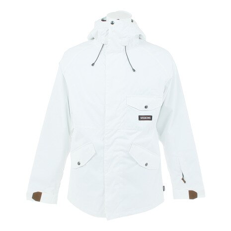 SCOUT JACKET 171008 WHITE