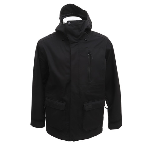M SSD Jacket 17FW SSD-31751 Black スノーボード ウェア