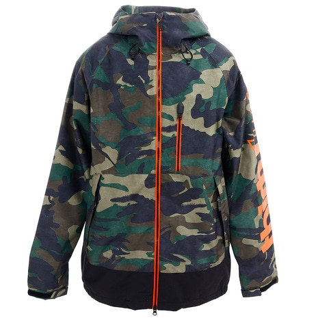 METHOD JACKET CAMO
