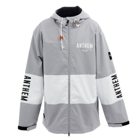 SWITH COLOR JKT AN1901 01 GRAY