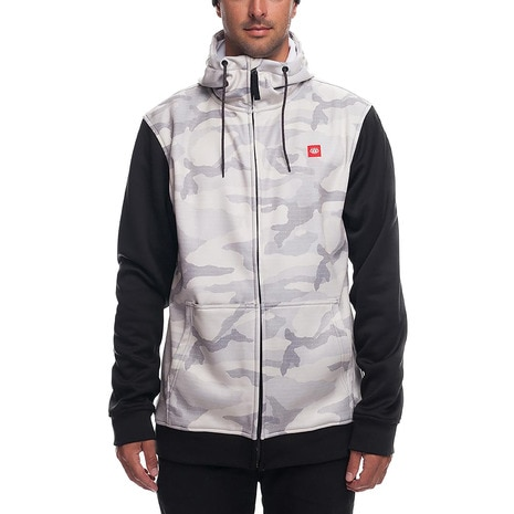 Icon Bonded Zip HD L8WCST01 White Camo