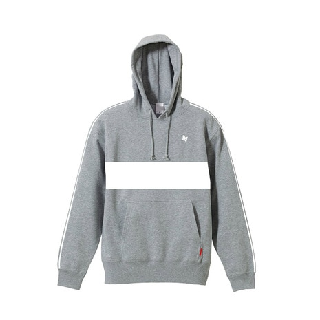 BONDED PULLOVER パーカー 72518501 THRA GY