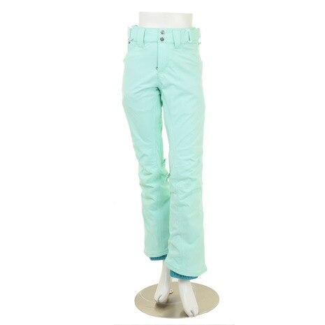 355SW6KM1224 HX COLOR DENIM PANTS GREEN