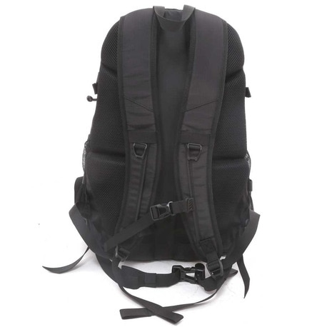 BACKPAC 25L バックパック WES17F04-9002 BLK