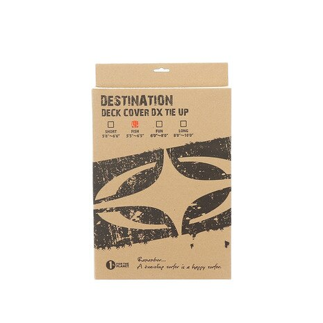 DECK COVER DX TIE UP FISH DS-0500818002