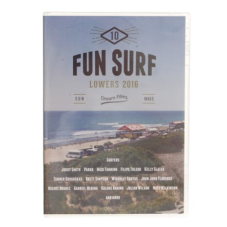 DVD FUN SURF 10