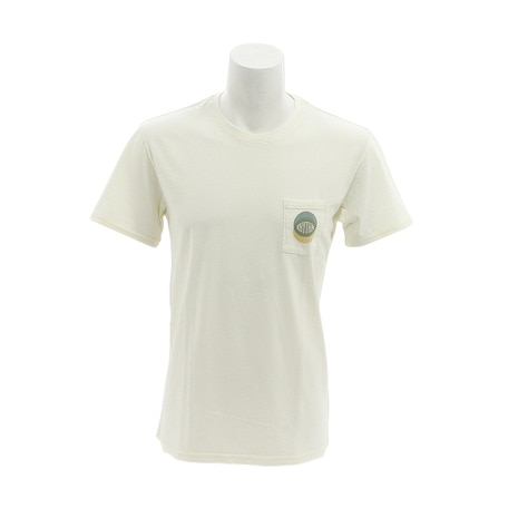 POCKET T-SHIRT JAN19M-PT03-WHT