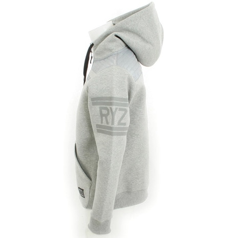 MOBILITY ZIP 869R6CD8104 GRY メンズ ウェア パーカー GRY