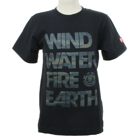 WWFE AG025203 BLK キッズ ウェア Tシャツ 半袖