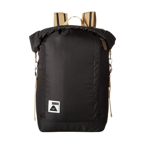 ROLLTOP 532007-BLK リュック バックパック