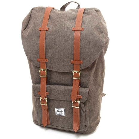 LITTLE AMERICA BACKPACK CANTEEN CROSSHATCH バックパック HO16-10014-01247