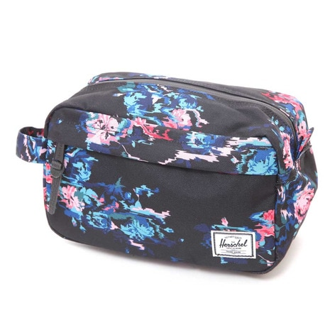 CHAPTER TRAVEL KIT FLORAL BLUR セカンドバック HO16-10039-01262