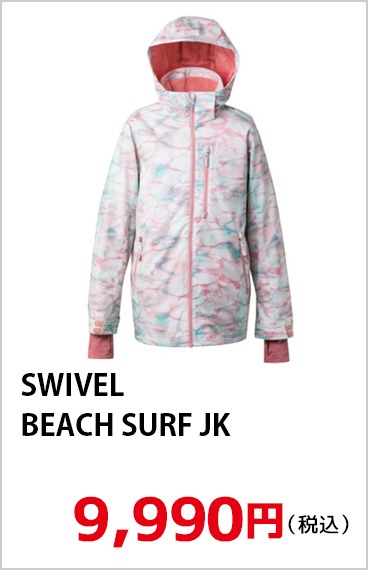 BEACH SURF JK